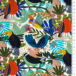 Tropical BIRDS jersey 200g
