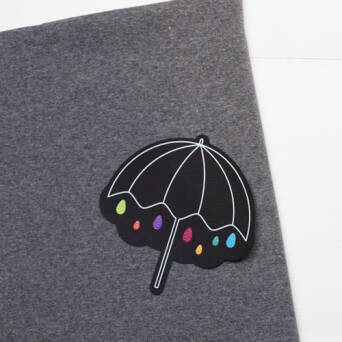 Badge Umbrella