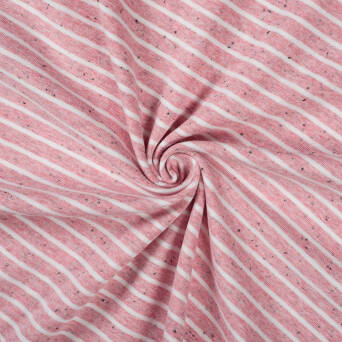 A0720-2 #04 Jersey pink stripes with graphite tips