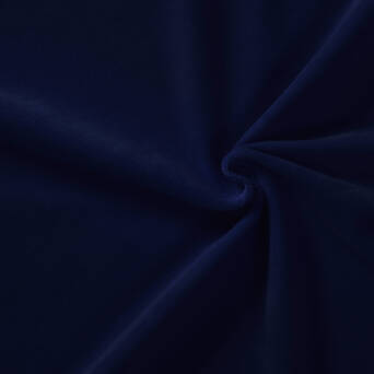 Velour  - NAVY BLUE