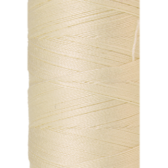 Mettler SILK-FINISH COTTON 50 150m ANTIQUE WHITE 3612