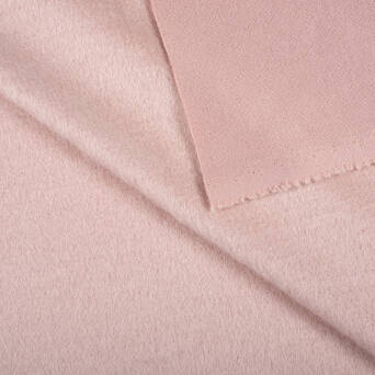 Coat fabric - POWDER PINK