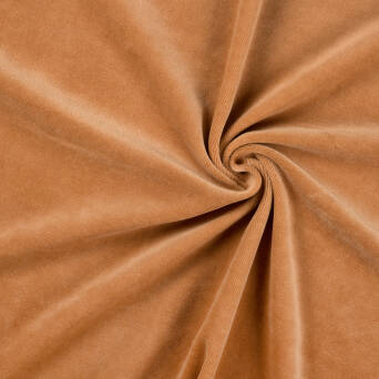 Velour - light BROWN