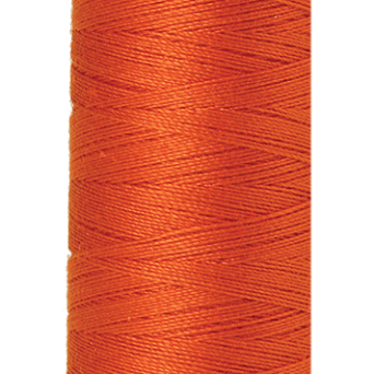 Mettler SILK-FINISH COTTON 50 150m MANDARIN ORANGE 6255