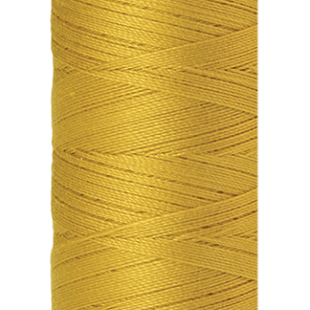 Mettler SILK-FINISH COTTON 50 150m NUGGET GOLD 0117