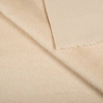 Coat fabric - ALABASTER