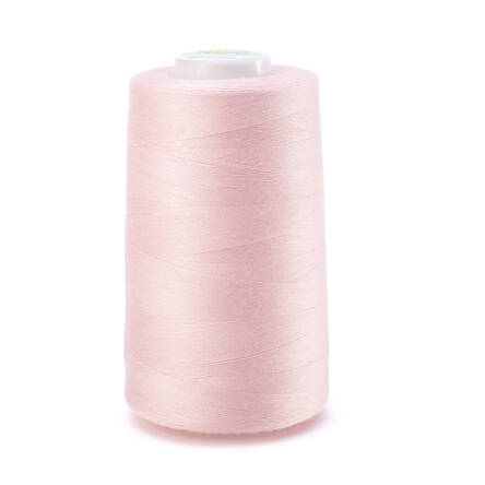 OVERLOCK - Garn  5000 yards - POWDER ROSA