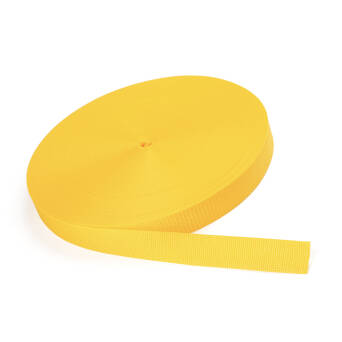 Backing tape - 30 mm YELLOW