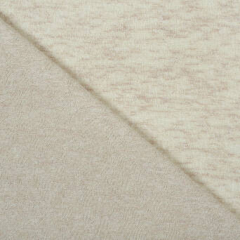 Sweater fabric BEIGE - 150g