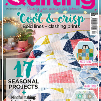 Love Patchwork & Quilting 67 / 2018