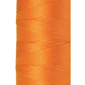 Mettler SILK-FINISH COTTON 50 150m PUMPKIN 0122