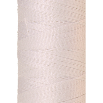 Mettler SILK-FINISH COTTON 50 150m WHITE 2000