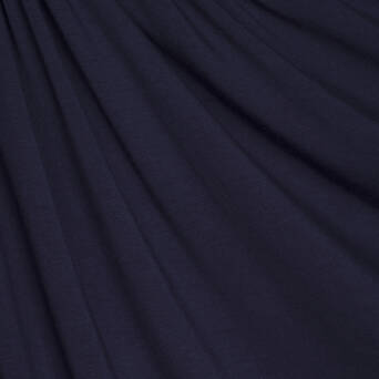 Viscose Jersey NAVY BLUE